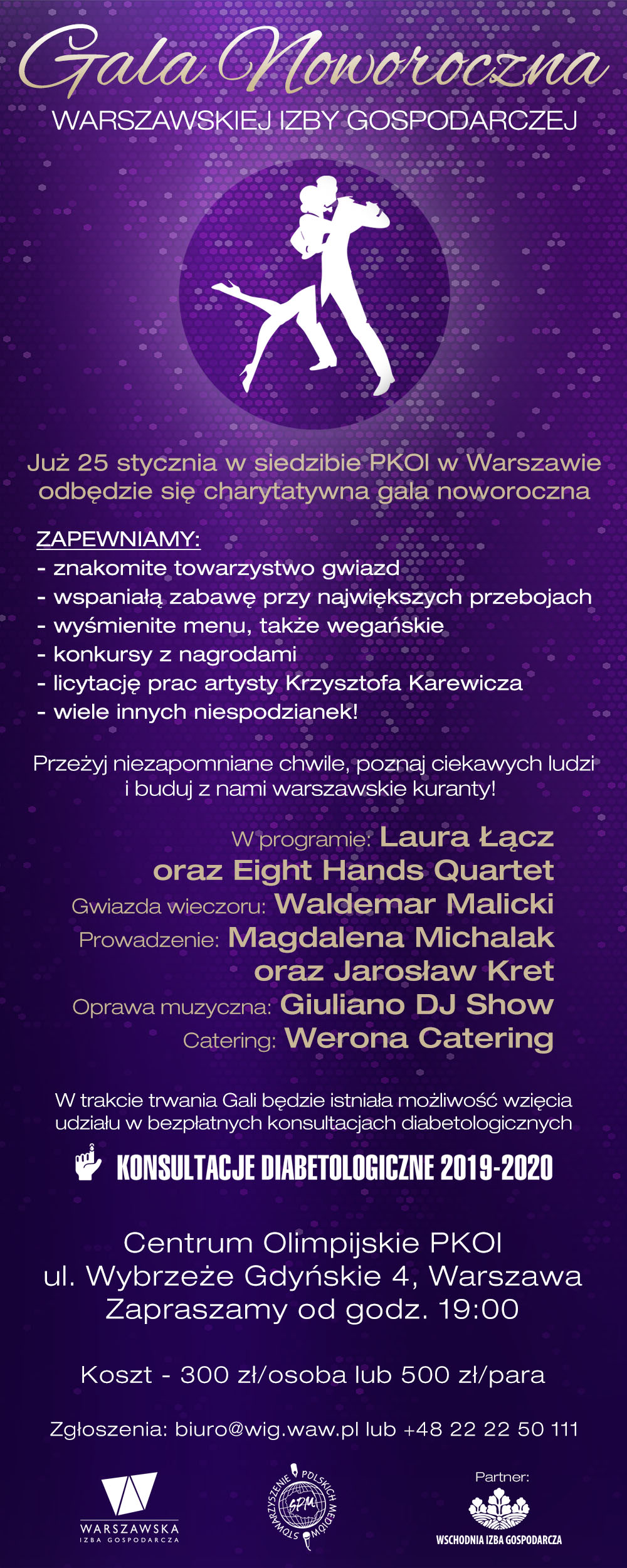 Gala Noworoczna Warszawskiej Izby Gospodarczej